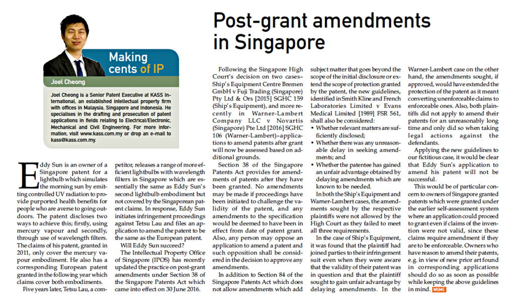 08-aug16-MSME-post-grant-Änderungen-in-Singapur