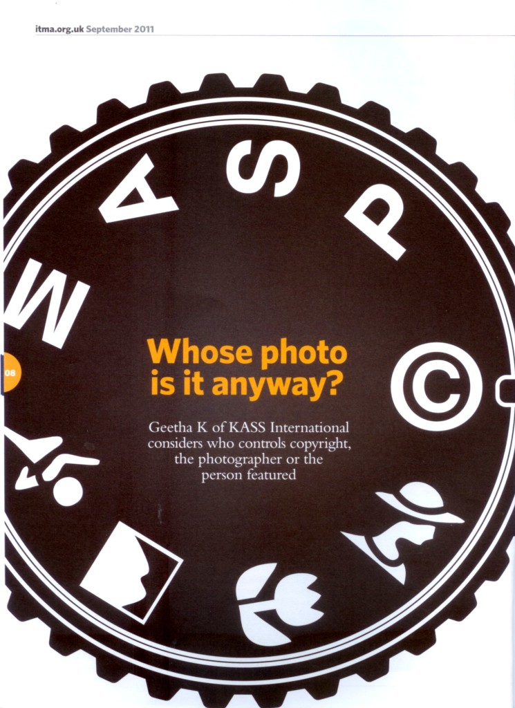 [ITMA REVIEW] Whose Photo is it anyway-Pg 1