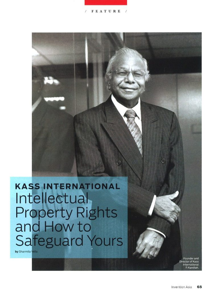 [Erfindung Asien] Intellectual Property Rights and How to Safeguard Yours-Pg 1