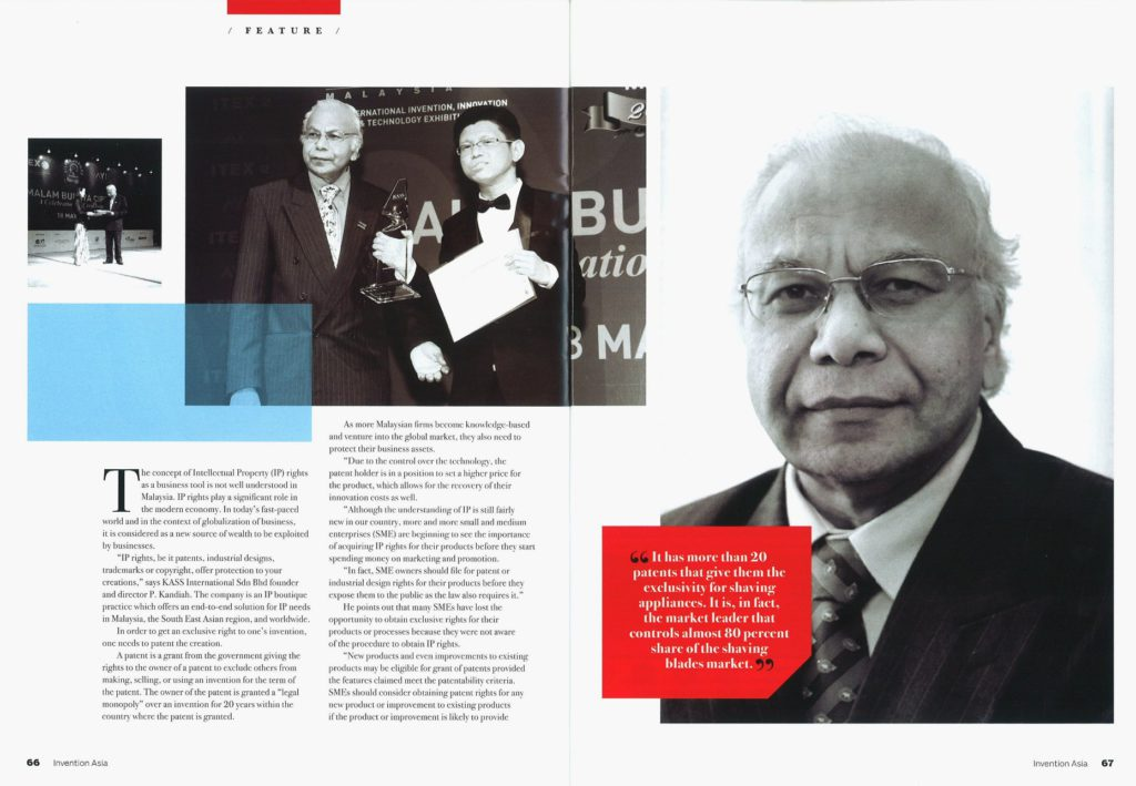 [Invention Asia] Intellectual Property Rights and How to Safeguard Yours-Pg 2