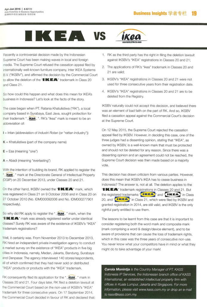 """[AsiaWide Franchise] Hinter den Kulissen Was wirklich in der """"IKEA"""" Fall geschah (Eng)"""