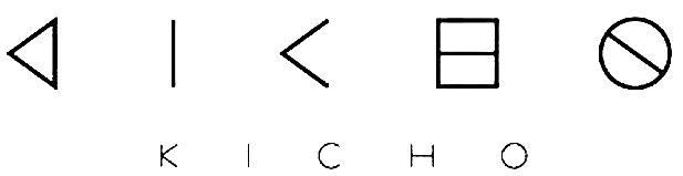 KICHO-01 徽标