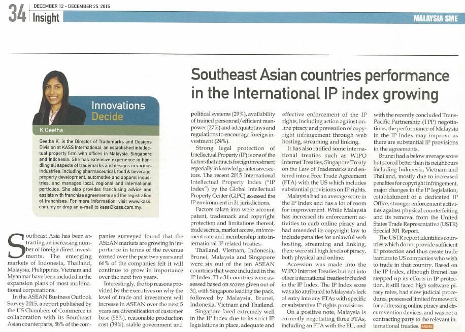 [MSME] Asean IP stats 12122015