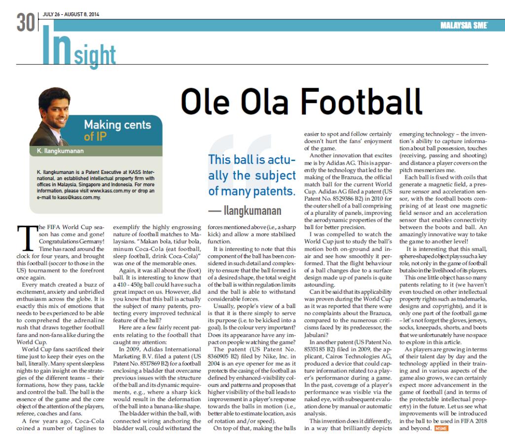 MSME-Ole-Ola-Football