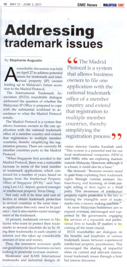 Malaysia-SME-Addressing-Trademark-Issues