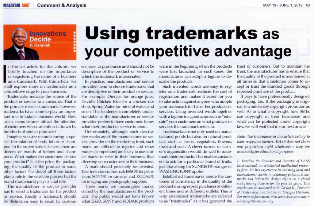 Malaysia-SME-Using-Trademarks-As-Your-Competitive-Advantage