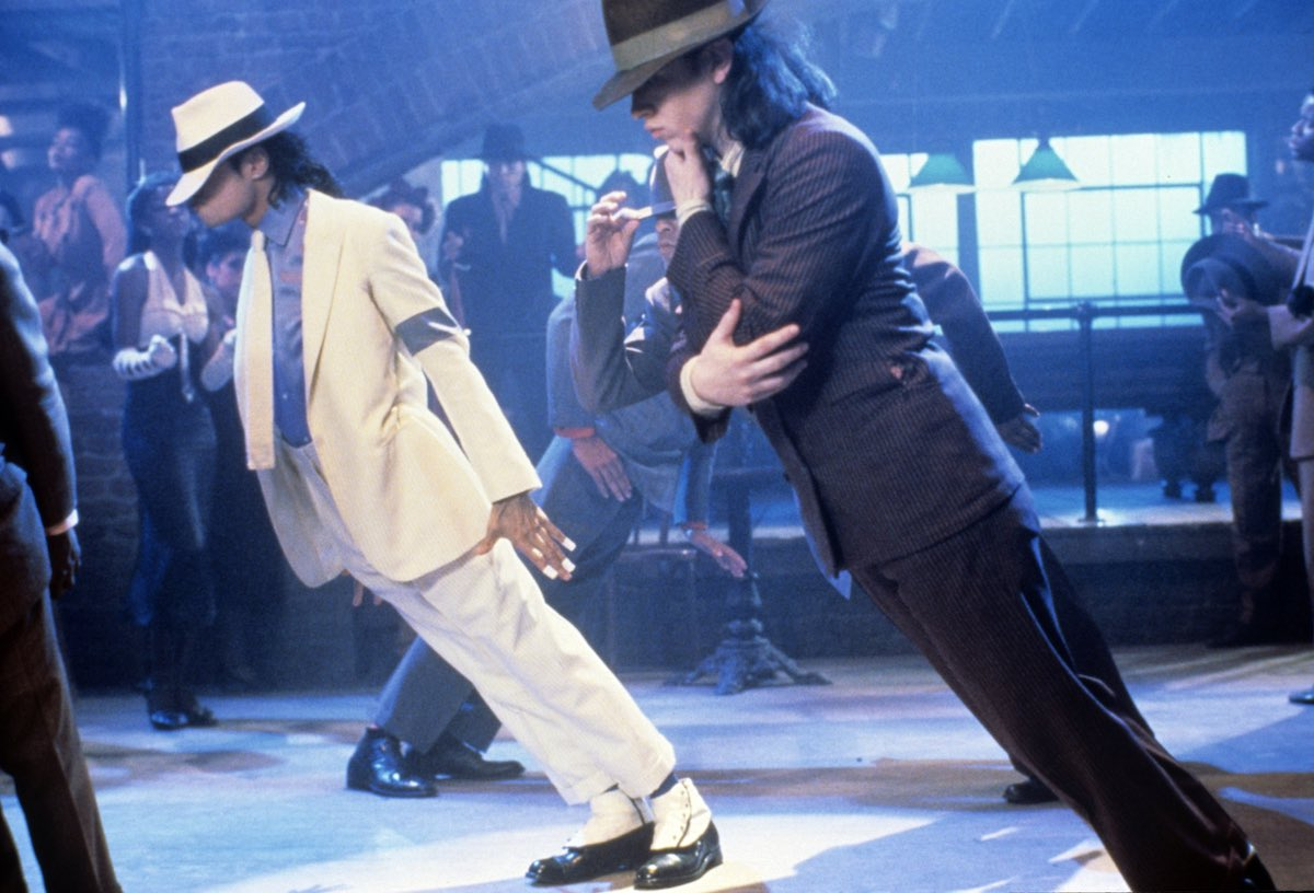 Micheal Jackson Patents Anti-Gravity