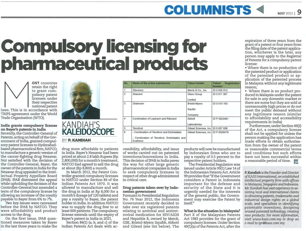 The-Petri-Dish-Compulsory-Licensing-for-Pharmaceutical-Products