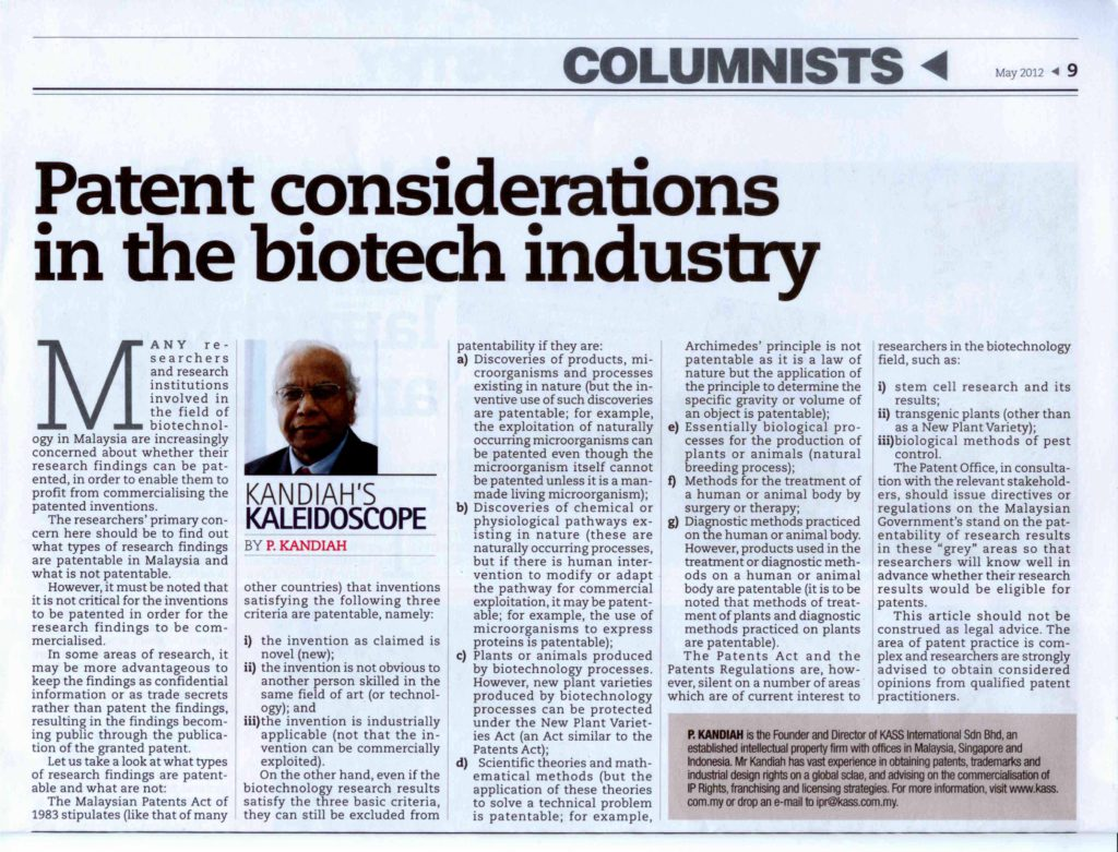 The-Petri-Dish-Patent-Considerations-in-the-Biotech-Industry