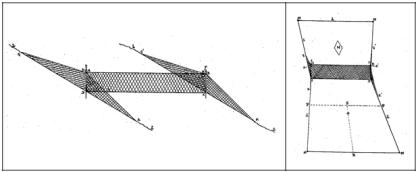 テニスコートの特許