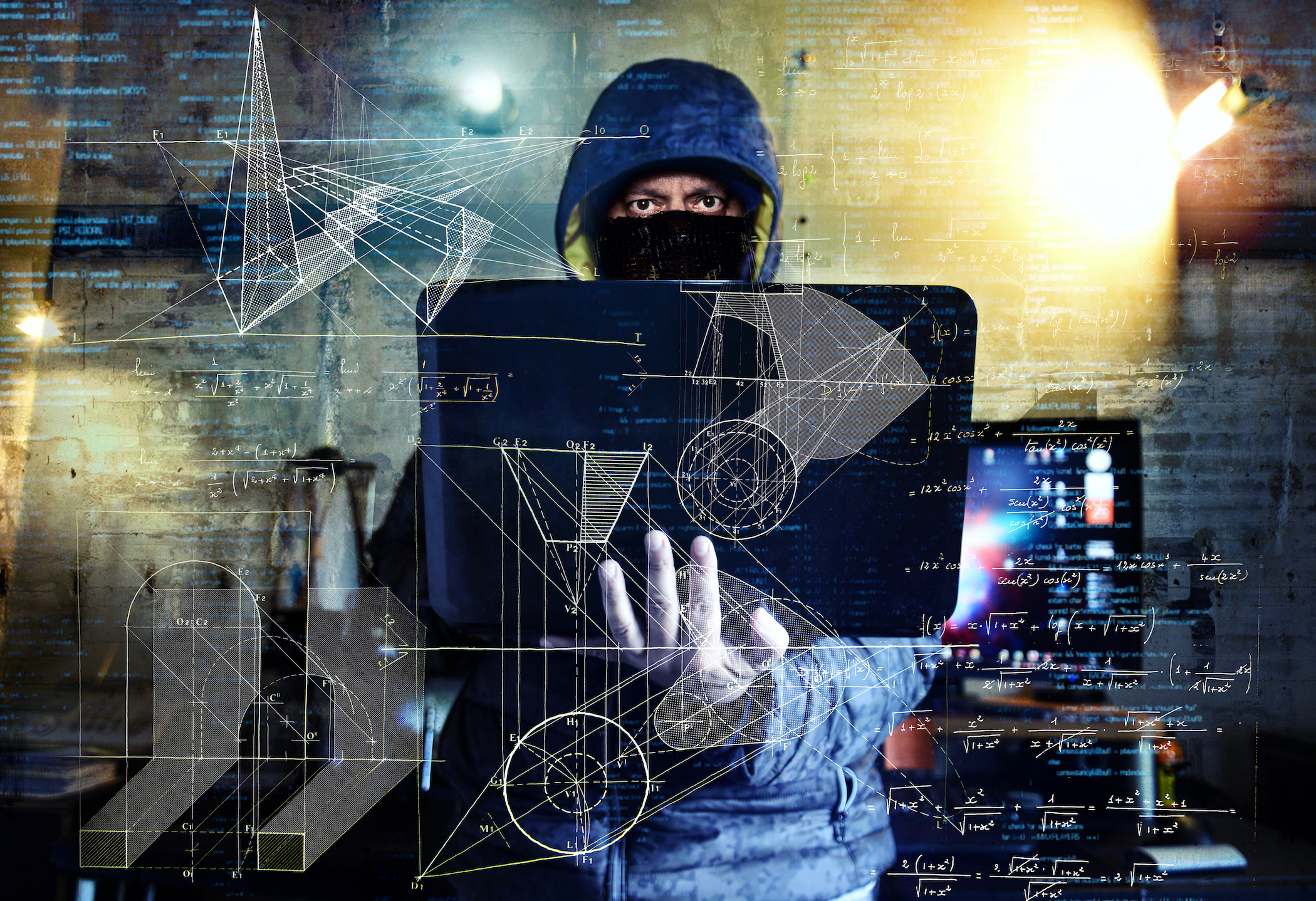 protect trade secrets from industrial espionage